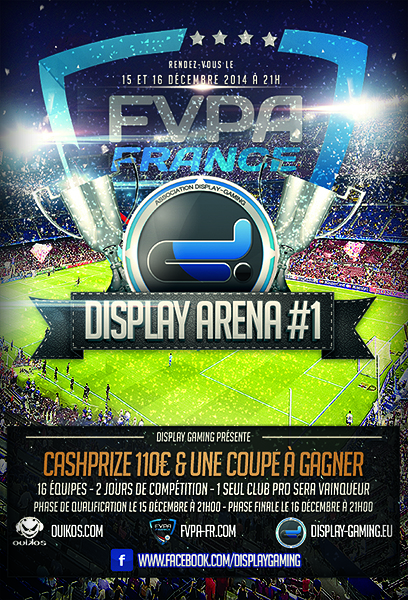 Display Arena #1