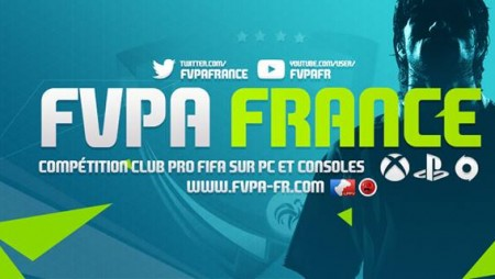 Refonte graphique de FVPA France